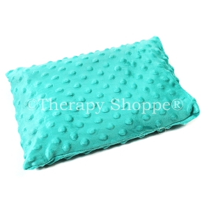 3 lb. Unscented Turquoise Blue Minkee Lap Pad