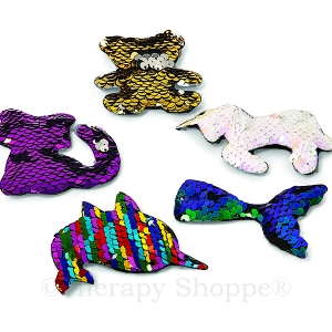 Sequin Magnet Shapes