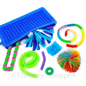 On The Go Sensory Tools for Hair Pullers™