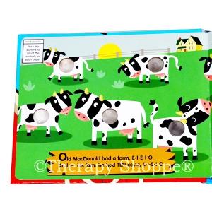 Poke A Dot Bubble Popping Farm Animals