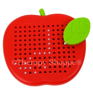 Magnetic Apple Free Play Drawing Toy
