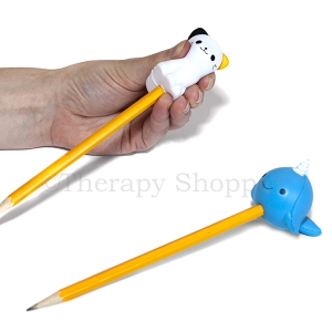 Squishy Squeezy Animal Pencil Topper™ Fidgets