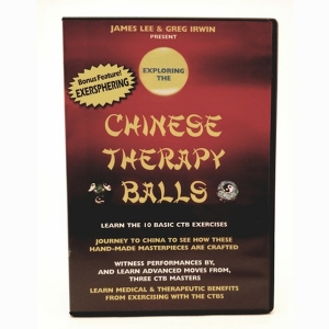 Super Sale Chinese Therapy Balls DVD