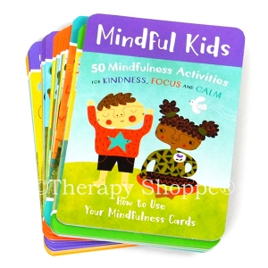 Super Sale Mindful Kids Cards for Focus and Calm