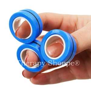 Magnetic Finger Rings