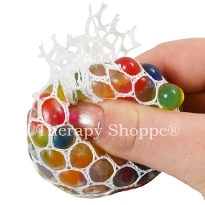 Mini Gel Bead Mesh Ball