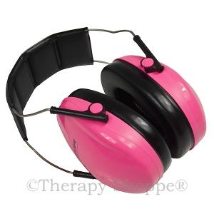 Pink Junior Earmuffs