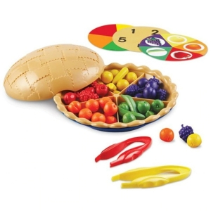 Sorting Pie Playset
