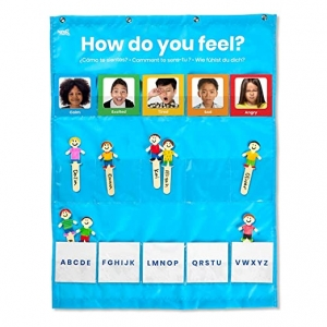 Super Sale Express Your Feelings Pocket Chart
