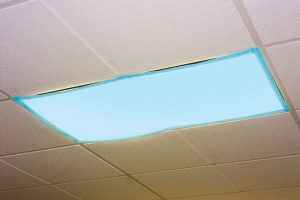 Classroom Light Filters (Fluorescent Light Covers)