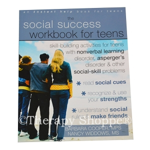 Super Sale The Social Success Workbook for Teens