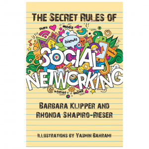 Super Sale The Secret Rules of Social Networking Book