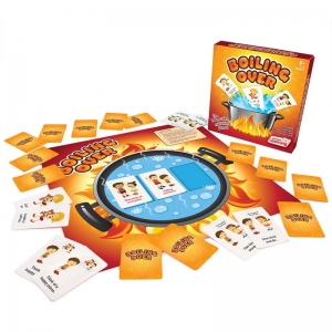 Super Sale Boiling Over Matching Game