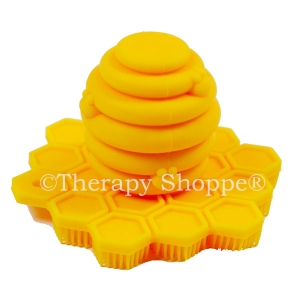 Honeycomb Sensory Brush