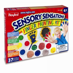 Super Sale  Finger Paint Sensations Kit