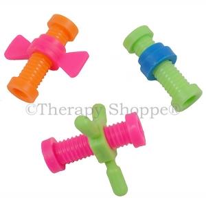 Twisty Fingertip Spinners