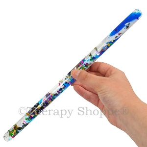 "Jumbo 12.5"" Glitter Tube"