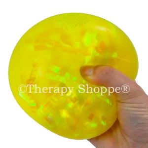 Jumbo Crystal Squeeze Ball