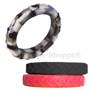 Tire Tread Chewy Bracelets