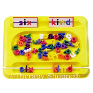 Fine Motor Stringing Sight Words Kit