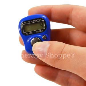 Finger Fidget Counter