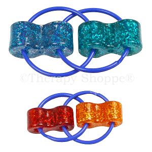 Mini Twirling Double Loops