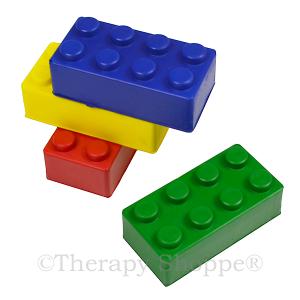 Chunky Brick Squeezers 4-pk