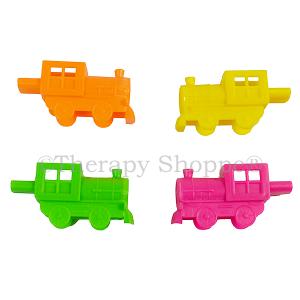 Train Whistles 4-pk