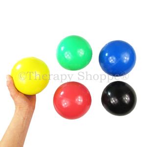 Soft Weighted Balls