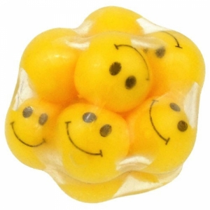 Roly Poly Smiley Face Sensory Ball