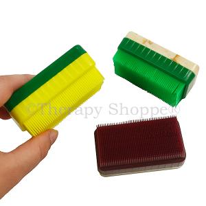 Colored Corn Brushes Sampler 3pk