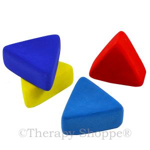 Fuzzi Fidget Triangle