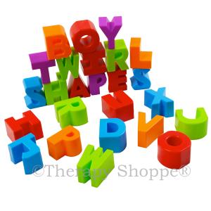 Alphabet Letter Blocks