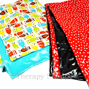 Wipe Clean Weighted Blankets