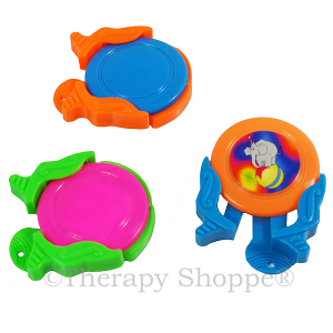 Fingertip Disc Launchers