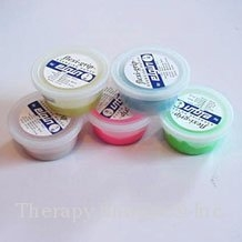 2 Oz. Soft Yellow Therapy Putty (Sport)