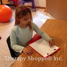 AngleWrite™ Writing Boards for Left Handers