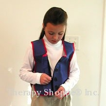 Dressing Button Zipper Vest