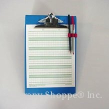 Mini Writing Slant Boards (with a free pencil holder clip)!
