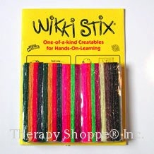 50 Classroom Packs of Wikki Stix